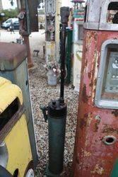 Vintage Avery hardoll ch1 Petrol Pump