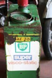 Vintage Hi Boy in BP Energol Livery