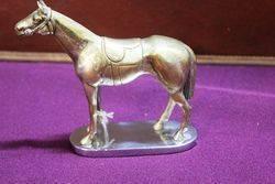 Vintage Horse Car Mascot