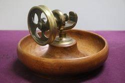 Vintage Nut Cracker Bowl