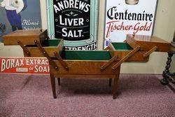 Vintage Sewing Box