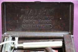 Vintage Valet Bakelite Auto Strop Safety Razor