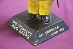 WM Youngerand39s Keg Beers Figure