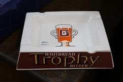 Whitbread Trophy Ashtray
