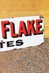 Wills Gold Flake Enamel Sign
