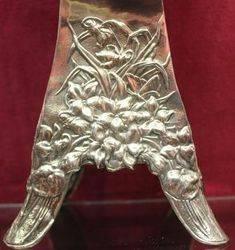 Wonderful Sterling Silver Vase