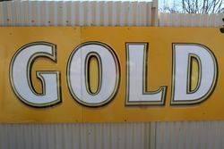 XXXX Gold Advertising Sign