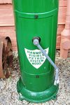 Hammond Visible 5 Gallon Petrol Pump