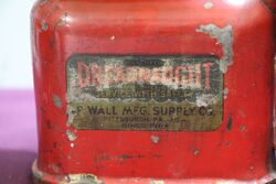 a Vintage Dreadnought Blowtret By PWall MFG Pittsburgh